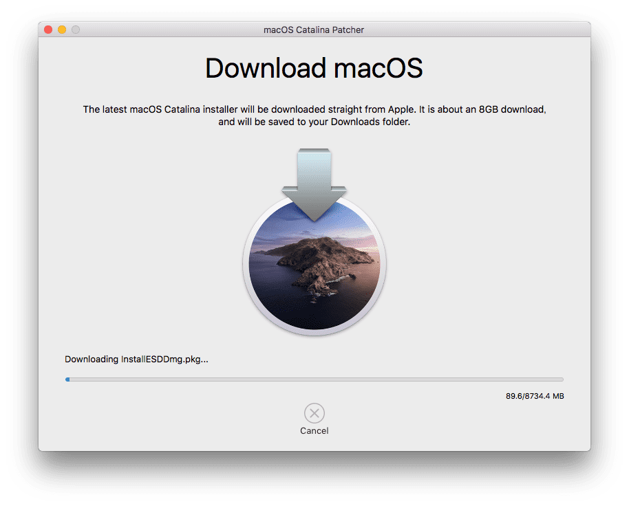 macOS Catalina Patcher 05
