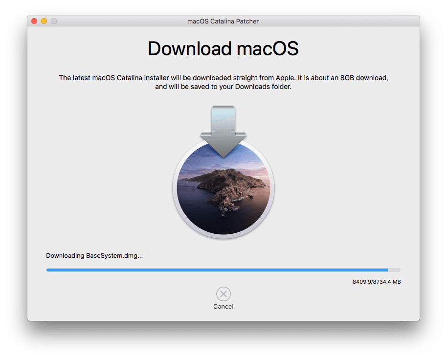 macOS Catalina Patcher 06