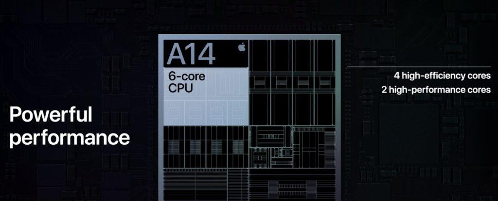 A14 Bionicチップ