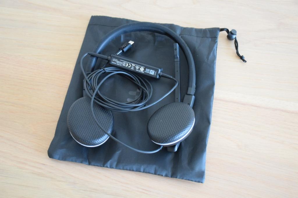 Sennheiser SC 165 USB-C(収納ケース)